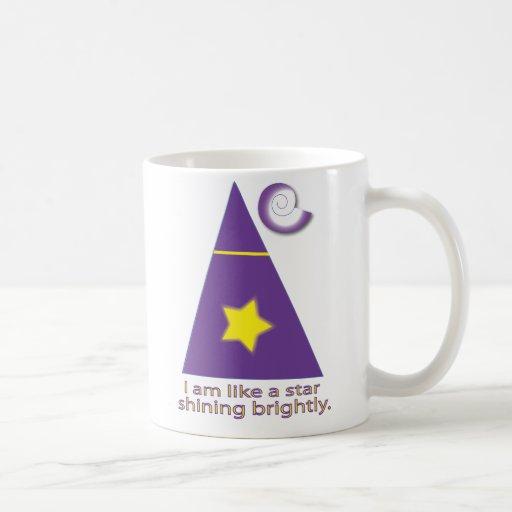 I am a shining star mugs