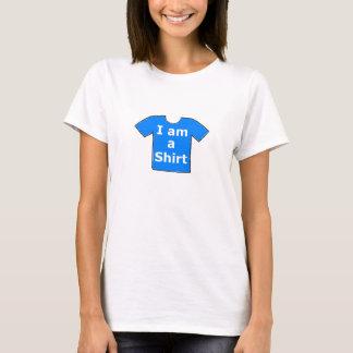I am a shirt