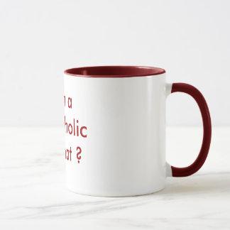 I am a shopaholic so what ? mug
