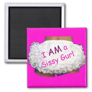 I AM a Sissy Gurl Magnet