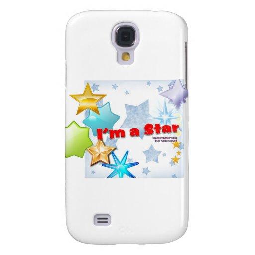 I am a STAR ! Samsung Galaxy S4 Cases