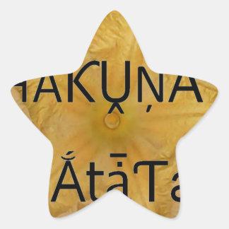 I am a star within. star sticker