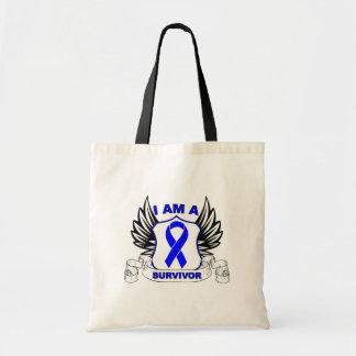 I am a Survivor - Anal Cancer Bag