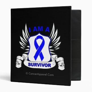 I am a Survivor - Anal Cancer Binders