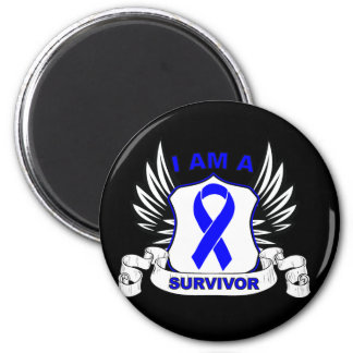 I am a Survivor - Anal Cancer Magnet