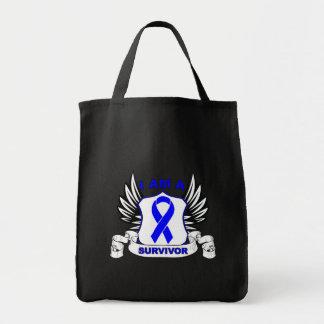 I am a Survivor - Anal Cancer Tote Bag