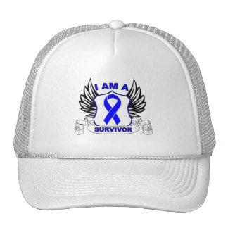 I am a Survivor - Anal Cancer Trucker Hat