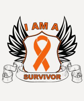 I am a Survivor - Leukemia T-shirt