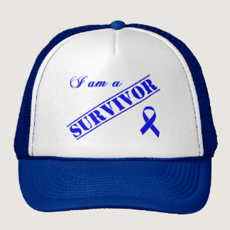 I am a Survivor Trucker Hat