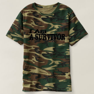I Am A Survivor Tshirt