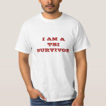 I AM A TBI SURVIVOR T-Shirt