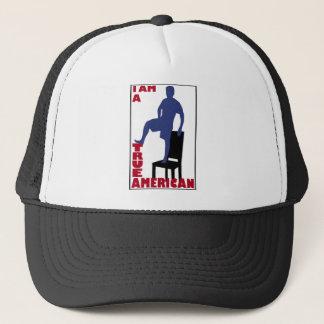 I am a True American Trucker Hat