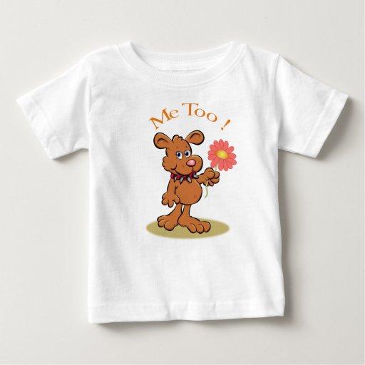 I am a Twin and Me Too! Shirts - Flopsie