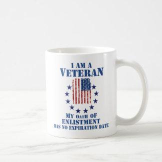I Am A Veteran Veterans Day Mug