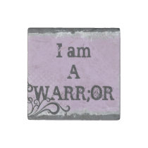 I am a warrior magnet