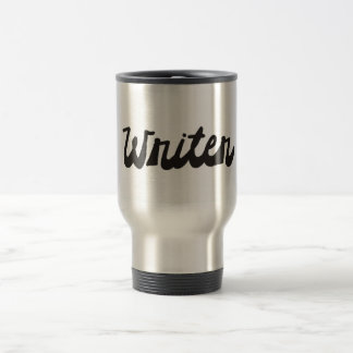 I Am A Writer 15 Oz Stainless Steel Travel Mug