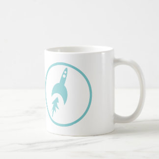 I AM actually a freaking rocket scientist Coffee Mug