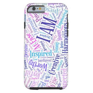 I Am Affirmations iPhone Case