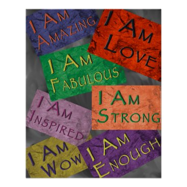 Two_Rivers_CSL I Am Affirmations Poster