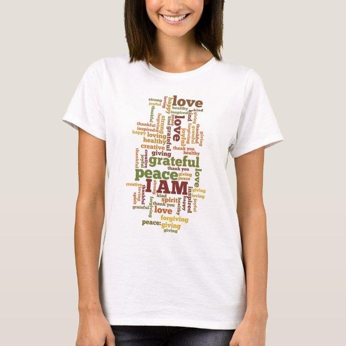 I AM Affirmations T-Shirt