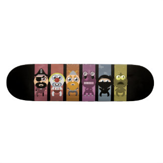 I Am All These Things and More Skateboard Black