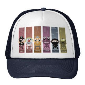 I Am All These Things and More Trucker Hat