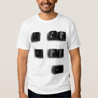 I am alt of ctrl shirt