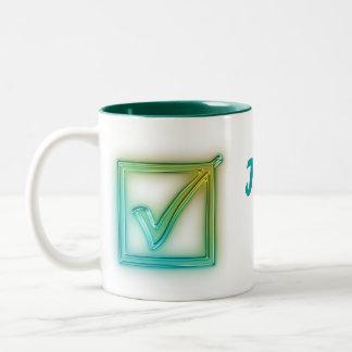 I am always right mug