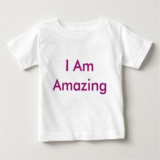 I Am Amazing Baby T-Shirt