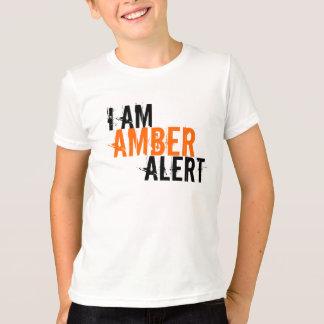 I Am Amber Alert  05.07.09 T-Shirt