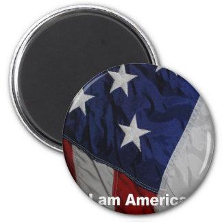 I am America. Magnet