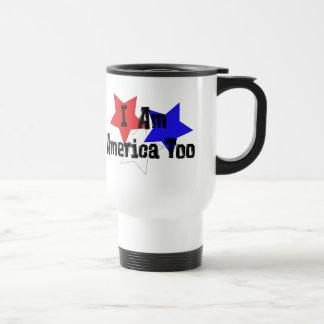 I Am America Too Travel Mug
