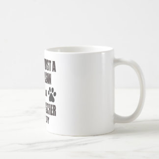 I am an Affenpinscher Daddy Classic White Coffee Mug