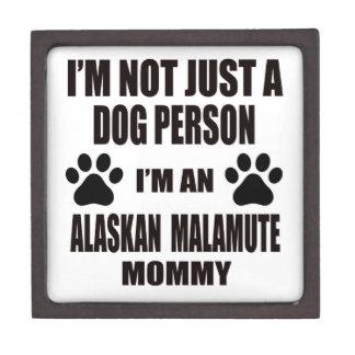 I am an Alaskan Malamute Mommy Premium Gift Box