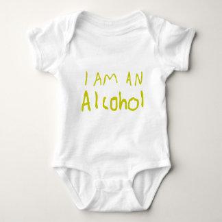 I Am an Alcohol Baby Bodysuit