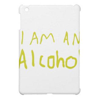 I Am an Alcohol iPad Mini Cover