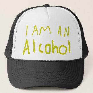 I Am an Alcohol Trucker Hat