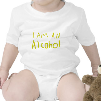 I Am an Alcohol Rompers