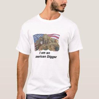 I am an American Digger T-Shirt