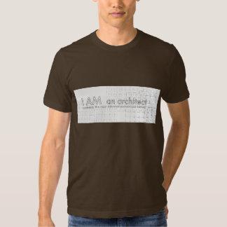 I AM an architect T Shirt