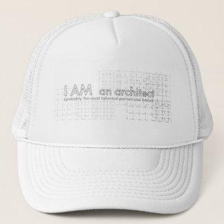 I AM an architect Trucker Hat