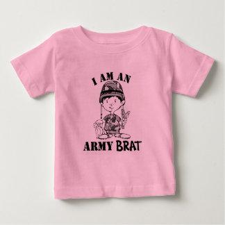 I-AM-AN-ARMY-BRAT BABY T-Shirt