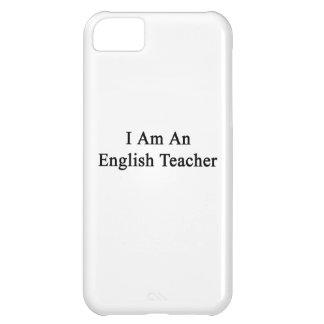 I Am An English Teacher iPhone 5C Case