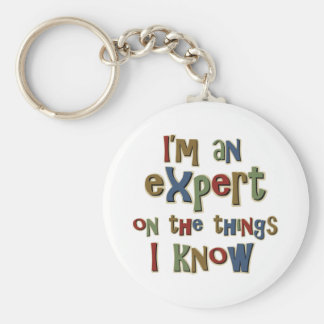 I am an expert on things I know Keychain
