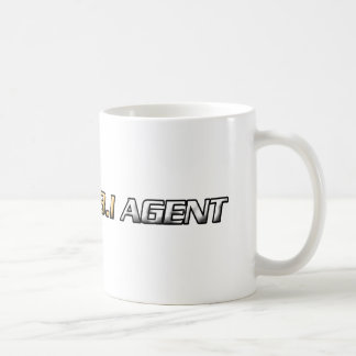 I am an FBI agent Coffee Mug