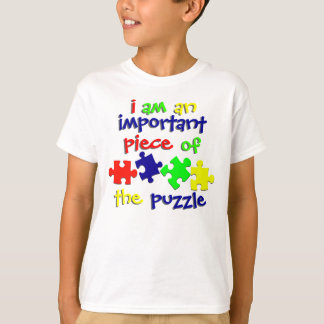 I Am An Important Piece T-Shirt