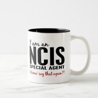 I Am An NCIS Special Agent Mugs
