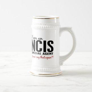 I Am An NCIS Special Agent Coffee Mugs