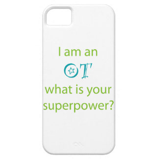 I am an OT... What Is Your Superpower? Phone Case