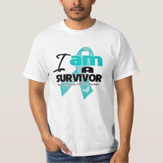 I am an Ovarian Cancer Survivor T-Shirt